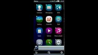 Nokia N8 Symbian Belle Refresh Applications
