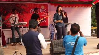 Rosher Kotha | Roser Kotha Koia Amay । Bangla Song | Bangla dance stage show | stag song