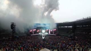 One Direction- INTRO+MIDNIGHT MEMORIES Turin 6.7.2014 WWA