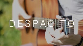 Despacito - Justin Bieber ft. Luis Fonsi & Daddy Yankee (Fingerstyle Guitar Cover by Vadim Kobal)