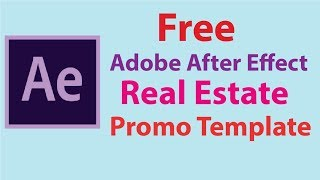 REAL ESTATE PROMO VIDEO Free Download After Effects Templates