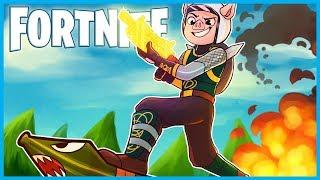 The *NEW* LEGENDARY HEAVY SHOTGUN is a BEAST in Fortnite: Battle Royale! (Fortnite Funny Moments)