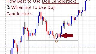 Doji Candlestick Pattern - How to Trade Doji Candlesticks