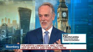 Deutsche Bank Says Post-Brexit U.K. Has Potential to Thrive