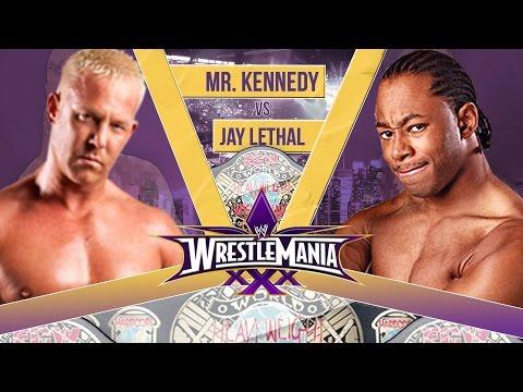 Xxx Mp4 Wrestlemania XXX Mr Kennedy Vs Jay Lethal 3gp Sex