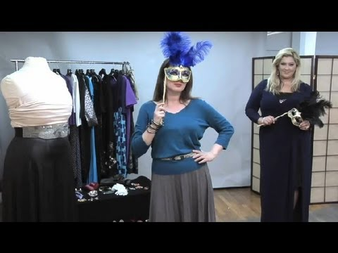 How to Dress for a Masquerade Ball : Fashion for Different Occasions