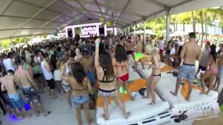 Electo House 2015 | DJ remix |Miami Beach Dance Party   Nikki Beach