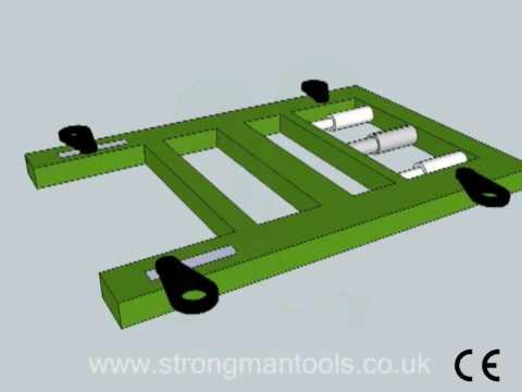 Strongman Tools CAD Tamar