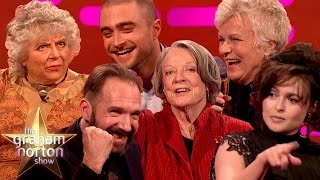 HARRY POTTER AND THE SOFA OF SECRETS   Best Of The Graham Norton Show