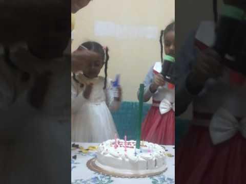 Enas 4th Birthday Anniversary