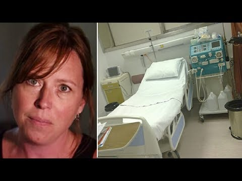 Xxx Mp4 Doctors Insist Wife Pull Plug On Husband She Kisses Him — Then Covers His Trach 3gp Sex