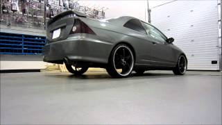 2005 Civic Magnaflow Catback Exhaust (Part# 15712)