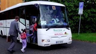 BusLine a.s. - autobus Beruška