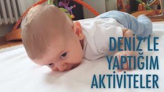 İlk 3 Ay Anne Bebek Aktiviteleri Nelerdir? | First 3 Months