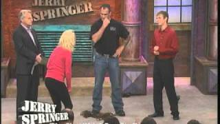 You Slept With A Porn Star! (The Jerry Springer Show)