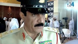 المزينة لـ 24: مخترقو حساب شرطة دبي من دولة آسيوية