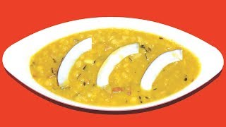 Cholar Dal Recipe - Bengali Special Dal Recipe for Luchi Puri