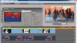 The Making of: 02 - Video Editing (Pinnacle Studio 14)