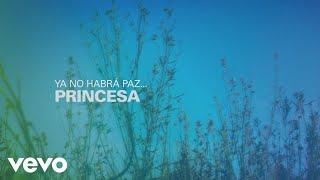 Nahuel Pennisi - Princesa (Lyric Video)