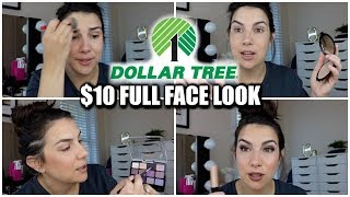 FULL FACE ONLY $10 TOTAL... Hot Deals or Hot Mess?