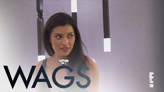 WAGS | When Nicole Williams Is Away, BF Larry English Will Play | E!