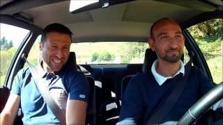 Reportage Renault 21 Turbo dans passion auto sport du var