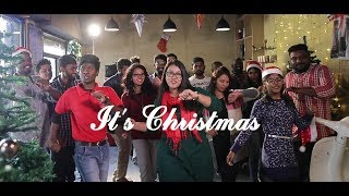 IT'S CHRISTMAS | Merlyn Salvadi | Official Music Video 2017-18