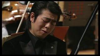 Lang Lang - Beethoven Piano Concerto # 4  ~ Christoph Eshenbach / Japan           2005
