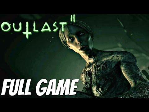 Outlast 2 - Gameplay Walkthrough Part 1 FULL GAME (1080P 60FPS) PS4 PRO