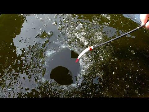 подводное видео ловля на безмотылку видео