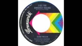 Jackie Wilson - I Get The Sweetest Feeling - Brunswick