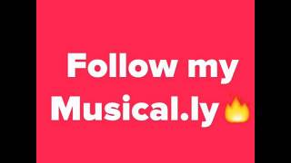 My musical.ly||Jess Vick||