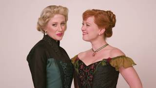Introducing Caissie Levy and Patti Murin of Broadway