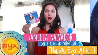 JANELLA SALVADOR On The Music Video of