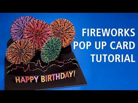 Xxx Mp4 Fireworks Pop Up Card Tutorial 3gp Sex