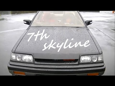 R31 DREAMS RELOADED � �On rainy day� �  R31GTS X Skyline