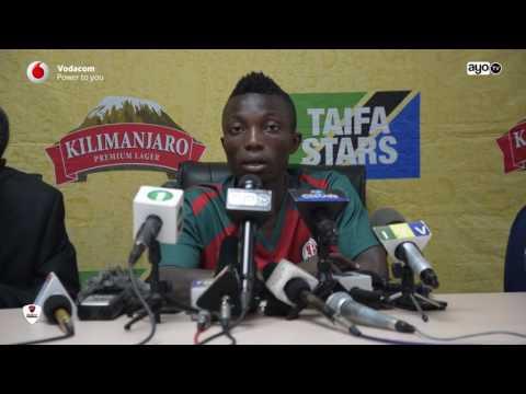Majibu ya Captain wa Burundi kuhusu wachezaji wao kuwa na miili midogo