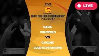 Men's Club World Championship, Group A, Sada Cruzeiro – Cucine Lube Civitanova