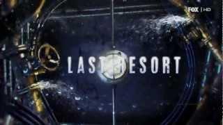 Last Resort - promo missile