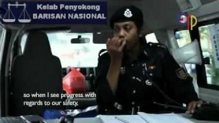Government Transformation Programme  - Crime
