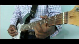 Jabra Ghaint Jabardast Jabro Jabraa Byapok Takkara FAN Anthem 2016 Instrumental Guitar Shahrukh Khan
