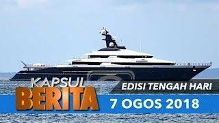 Kapal Equanimity tiba di Pelabuhan Klang