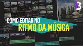 COMO EDITAR UM VÍDEO NO RITMO DE UMA MÚSICA
