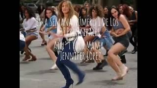 Ésta Semana Número 1 de los 39 Principales ain't your mama Jennifer Lopez