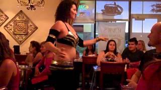 Kaotar Belly Dancing at Pars