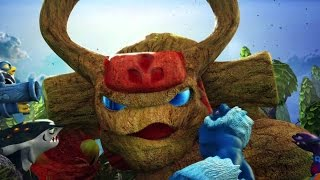 Skylanders Giants Full Movie All Cutscenes Cinematic