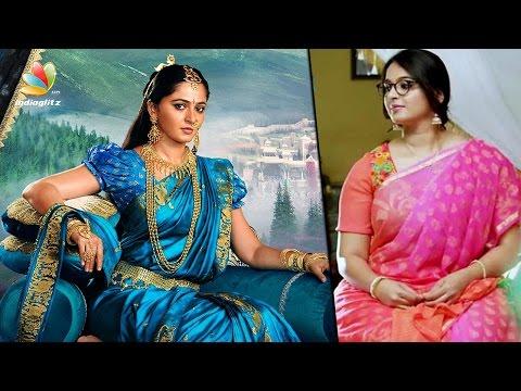 2 Crore was spent on Anushka's slim look in Bahubali 2 | Hot Tamil Cinema News