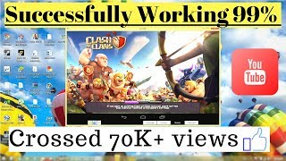 How to install  clash of clans on GOOGLE CHROME