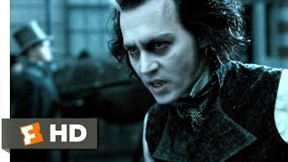 Sweeney Todd (4/8) Movie CLIP - Epiphany (2007) HD