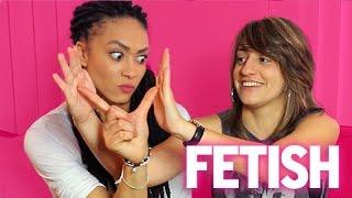 Lesbian Fetish Secrets!